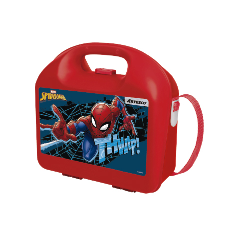 Lonchera Clásica Spiderman
